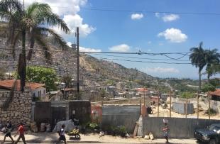 Beelden Haiti