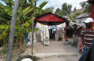 Huisjes in Maho